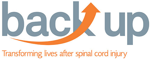 Back Up charity logo